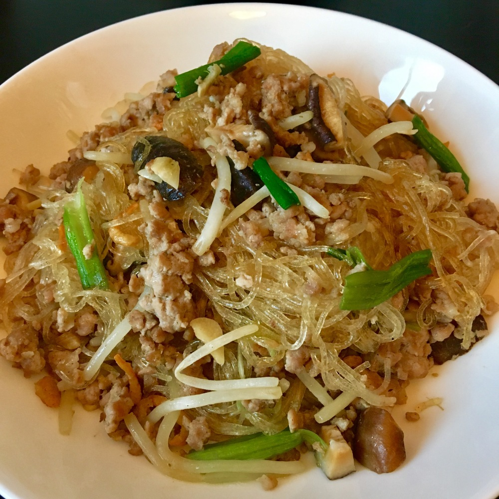 Taiwanese fried rice vermicelli